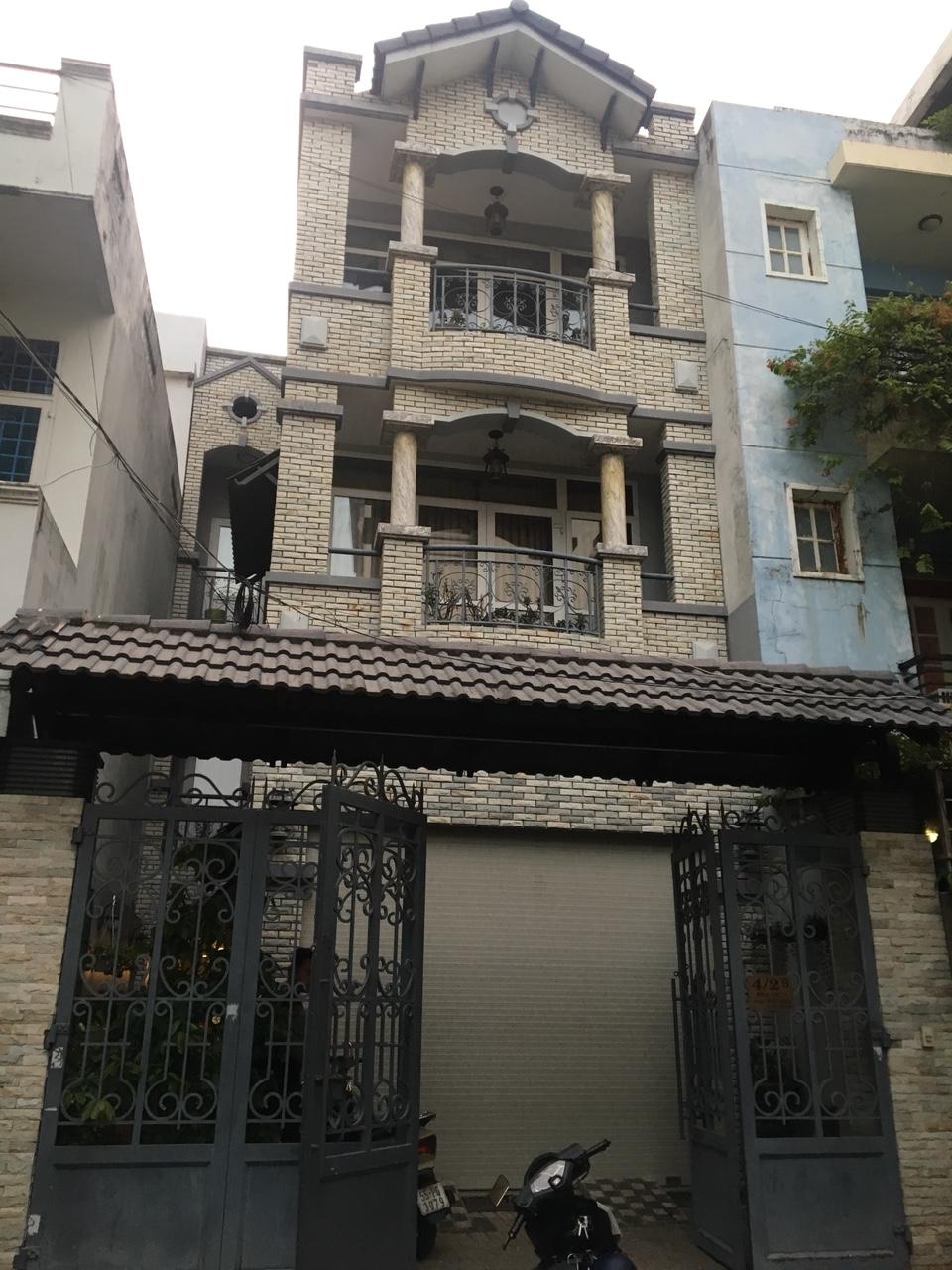 MT đường Tân Canh, Phường 1, Quận Tân Bình (5 x 26)